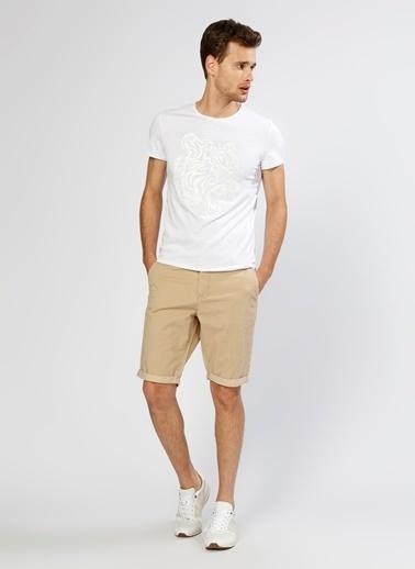 T-Box Tişört Beyaz